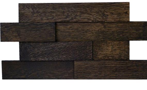 Деревянная 3D-Плитка